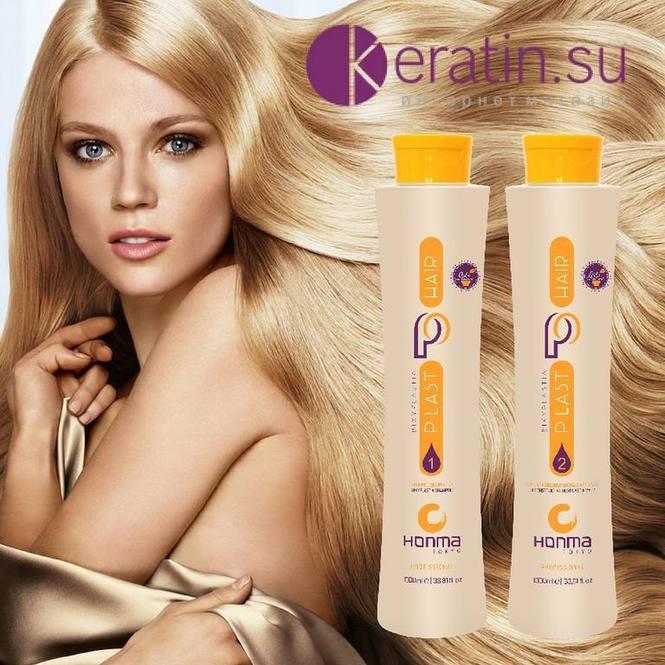 Plast hair bixyplastia от honma